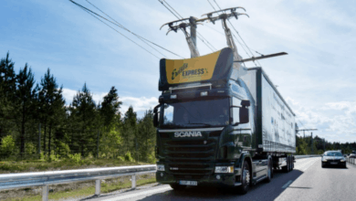 Photo of World's first electrified roadways enter operation in Germany