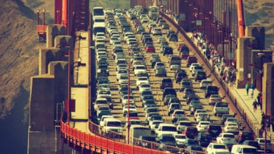 """Photo of Uber, Lyft, """"biggest contributors"""" to traffic congestion in San Francisco, data science study shows"""