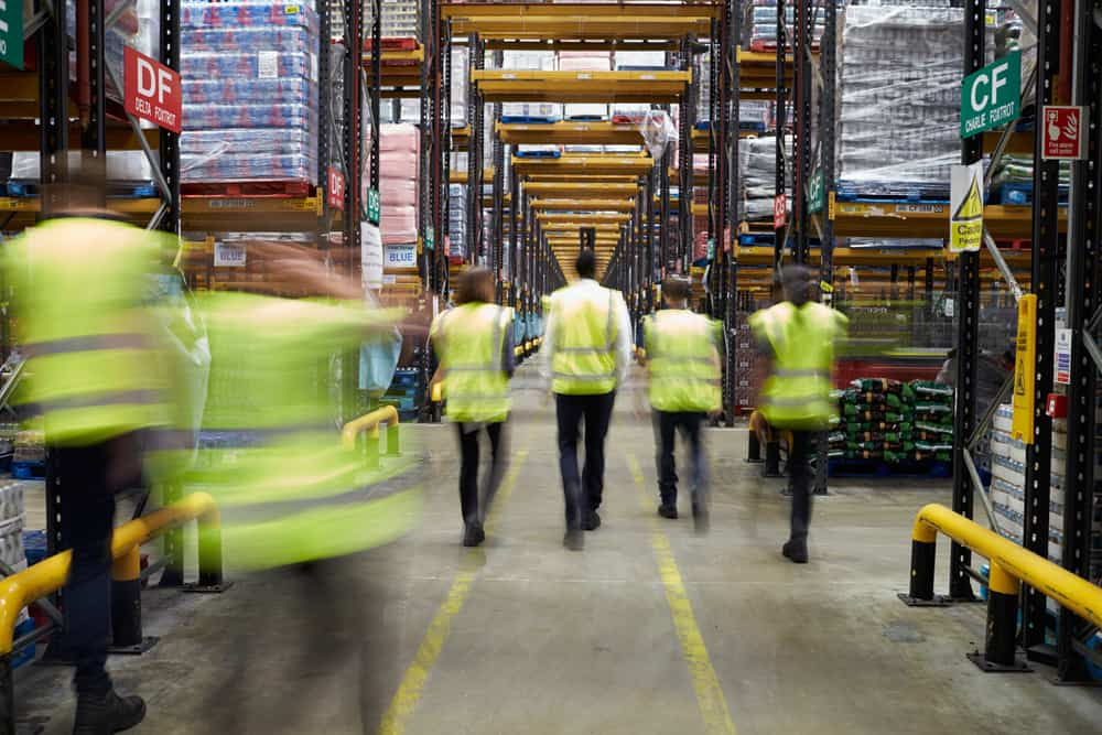 A TMS is now a critical tool in inventory and fulfillment
