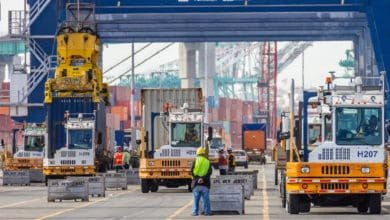 Photo of West Coast ports work on making truck fluidity priority in 2019