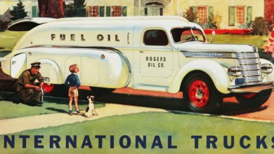 Photo of Flashback Friday: profiling International Harvester's rich history in trucks