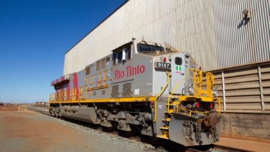 Photo of Rio Tinto's autonomous trains can't work in North America…yet