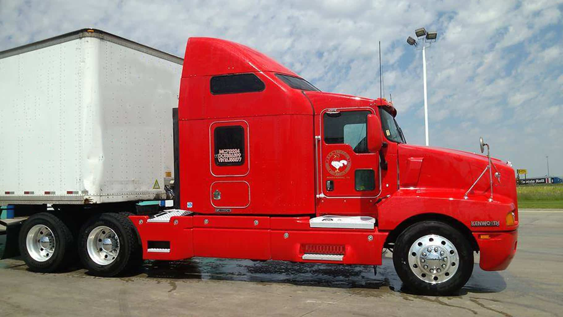 Indiana trucking company to shut down after insurance costs