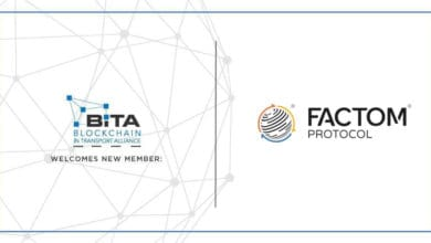 Photo of Factom® Protocol Joins Blockchain in Transport Alliance