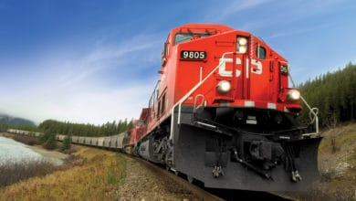 Photo of Canadian Pacific moves record grain volumes in May