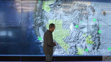 Photo of Wildfire threat heating up out west (forecast video)