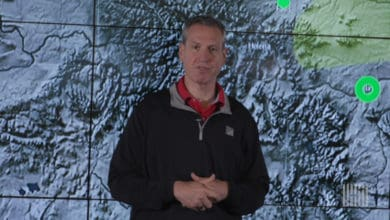 Photo of Ongoing wildfires, severe storm threats (forecast video)