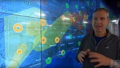 Photo of More severe storms, interstates remain flooded (forecast video)
