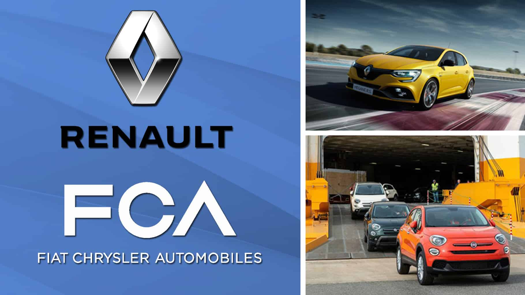 Fiat Chrysler-Renault merger is a sign of things to come in the auto industry (Photo: Fiat Chrysler)