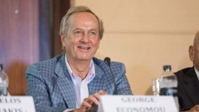 Photo of Founder George Economou  bids to take DryShips private