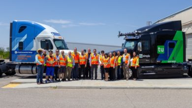 Photo of TuSimple and Pima Community College launch first-ever AV certificate program for truck drivers