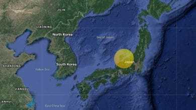 Photo of Earthquake triggers Tsunami Warning in Japan