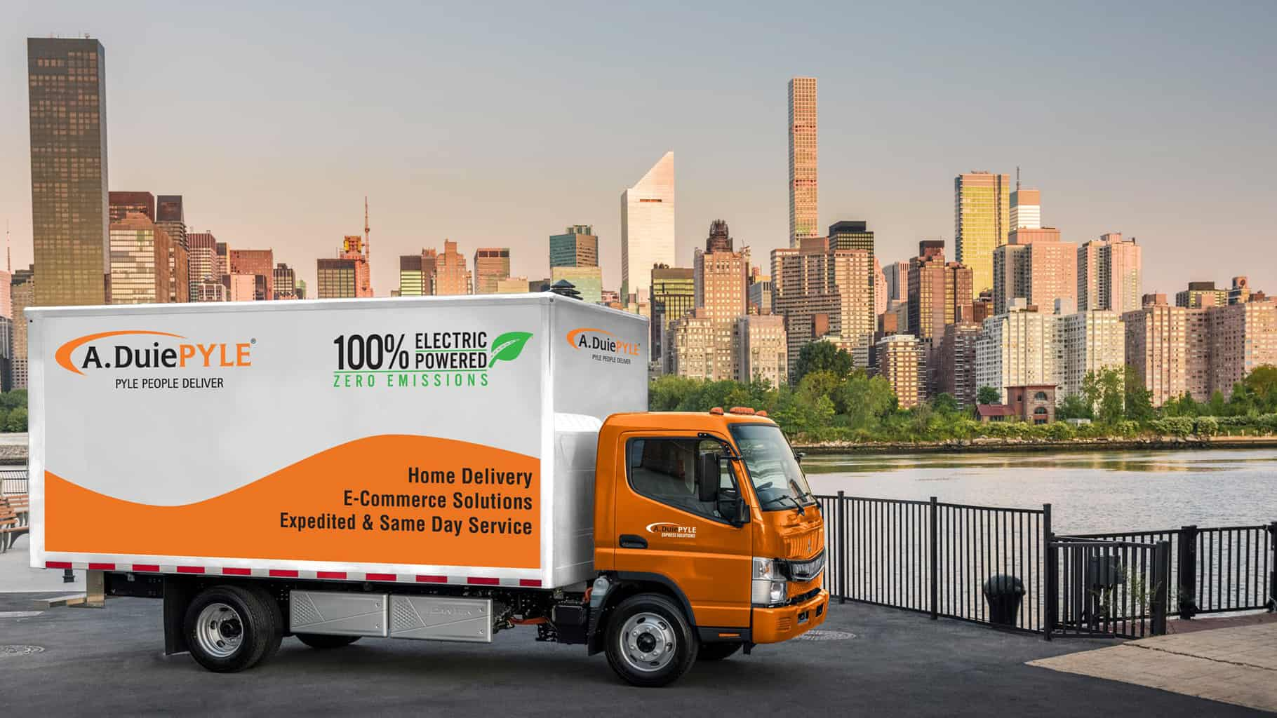 Final-mile delivery firms struggle to stay up with, let