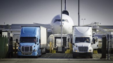 Photo of FreightWaves introduces major U.S. airport truck wait times in SONAR