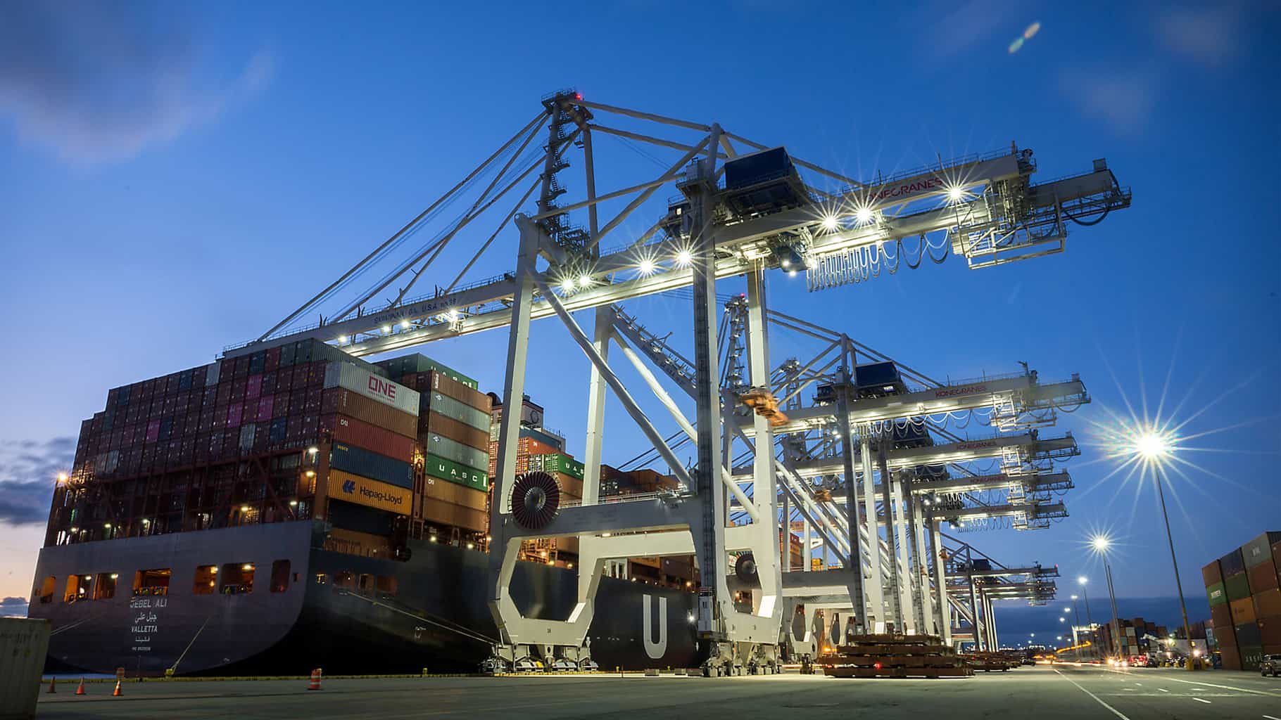 Port Report: Savannah looks to be new gateway into the