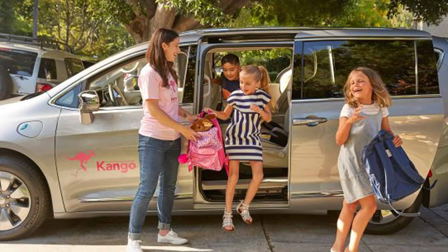Kango, a ride-sharing service for school-age kids, raises $3 6M in