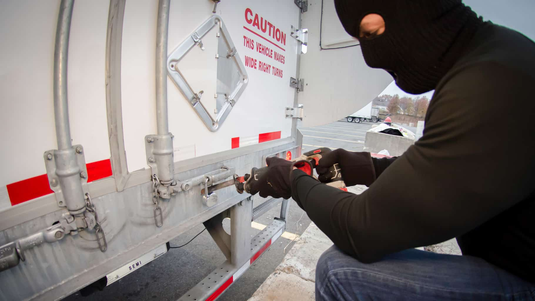 Preventing cargo theft and counterfeiting through track-and-trace (Photo: Jim Allen/FreightWaves)