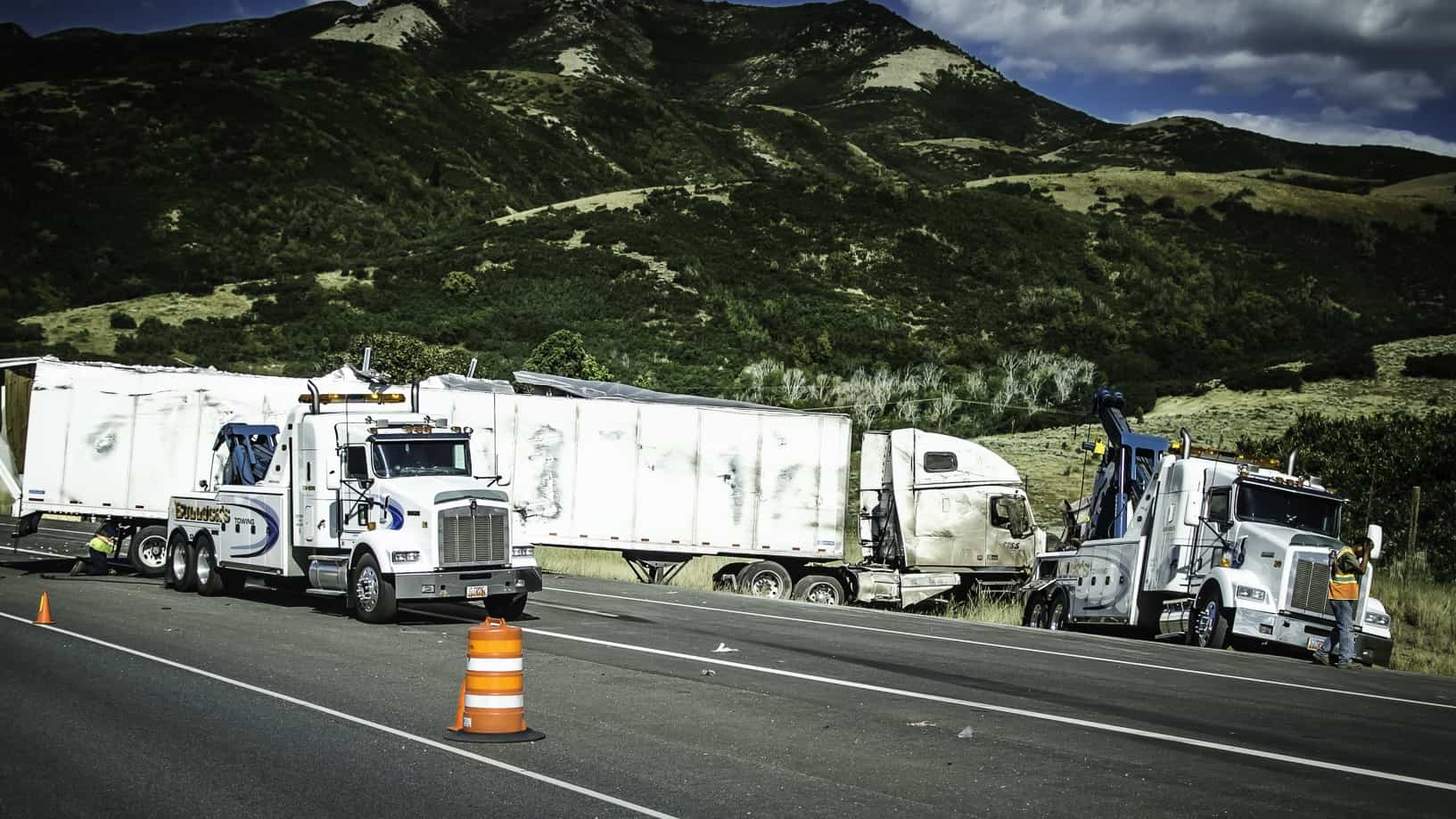 Technology disruption within the freight insurance sector (Photo: Jim Allen/FreightWaves)