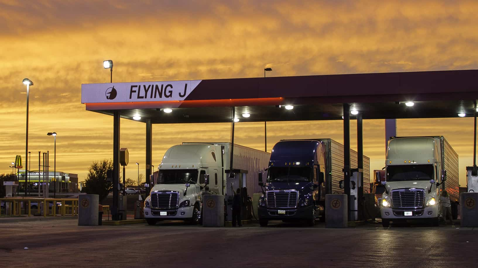 Today's Pickup: A tale of two truck stops - FreightWaves