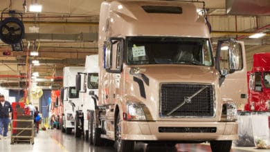 Photo of Volvo Trucks adding nearly 800 jobs as part of $400M Virginia plant expansion