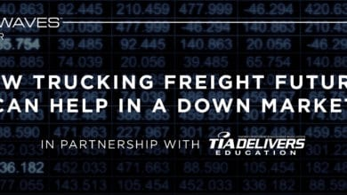Photo of How Trucking Freight Futures Can Help in a Down Market: A Webinar for Brokers