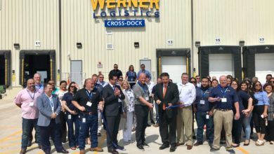 Photo of Werner Enterprises expands Mexico  operations with new $8 million cross-dock facility