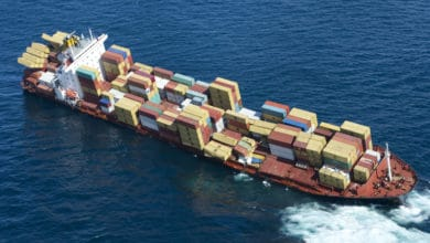 Photo of Number of shipping casualties falls to century-long record low