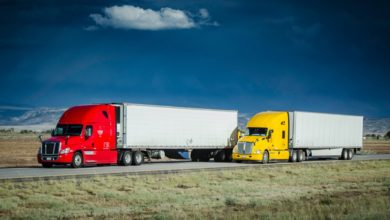 Photo of Forecasts lowered on weak truckload fundamentals