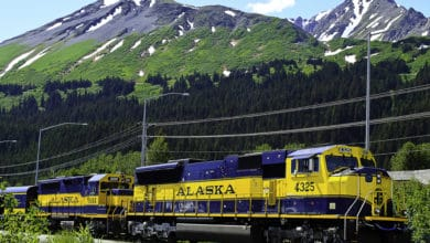 Photo of Partnership to build 1,500-mile rail connection between Alaska and Canada