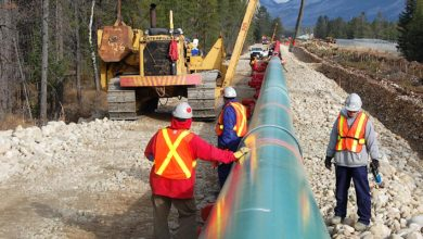 Photo of Canadian government green-lights Trans Mountain expansion, again
