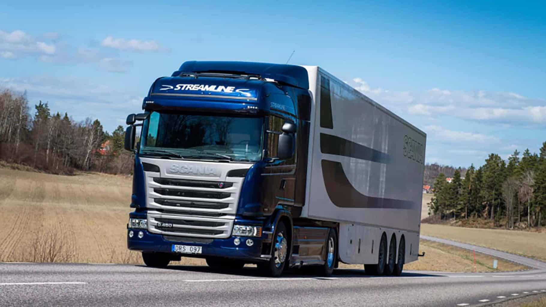 Austria's cold shoulder towards the trucking industry (Photo: Scania)