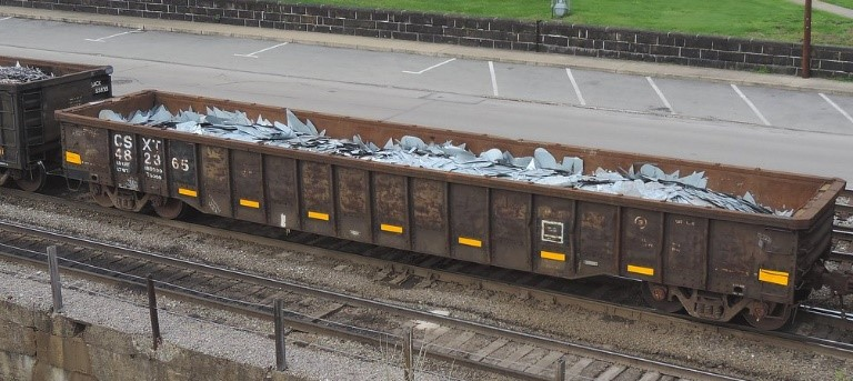 Commentary: The future of railway-hauled scrap metals