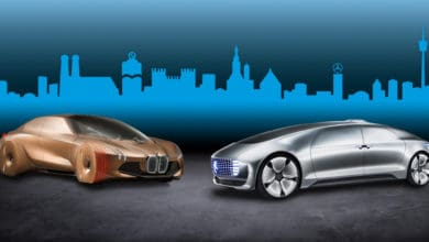BMW Group and Daimler AG partner to put autonomous cars on the road by 2024 (Photo: BMW Group)
