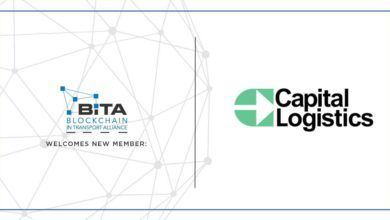 Photo of Capital Logistics joins the Blockchain in Transport Alliance