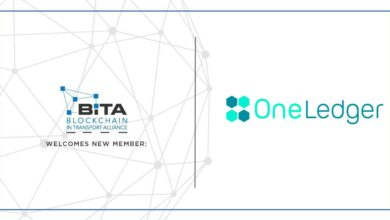 Photo of OneLedger is latest Blockchain in Transport Alliance member