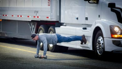 Building a culture where trucking fleets consciously address driver plight (Photo: Jim Allen/FreightWaves)