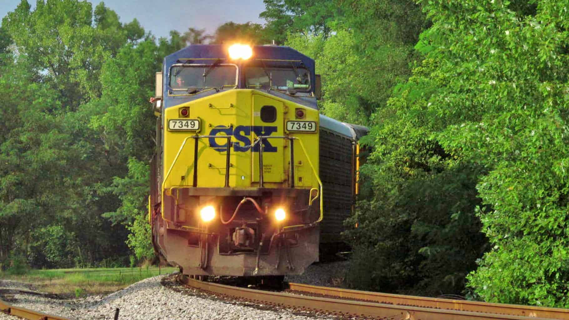 CSX profit falls on trade-related weakness