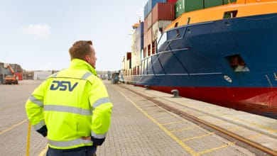 Photo of DSV says it outgrew market in Q2 despite soft air freight demand