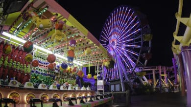 Photo of Brown's Amusements keeps the show safe on the road