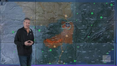 Photo of Dangerous heat and humidity, Barry's flood threat (forecast video)