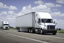 Fleets that don't embrace technology might not live to tell the tale (Photo: Jim Allen/FreightWaves)