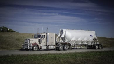Photo of Frac sand truckers can make good money doing a dangerous job