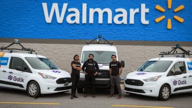 Photo of Walmart tests autonomous delivery vans for 'middle-mile' solution