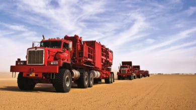 Photo of Oilfield service trucking carriers crushed by evolving demand