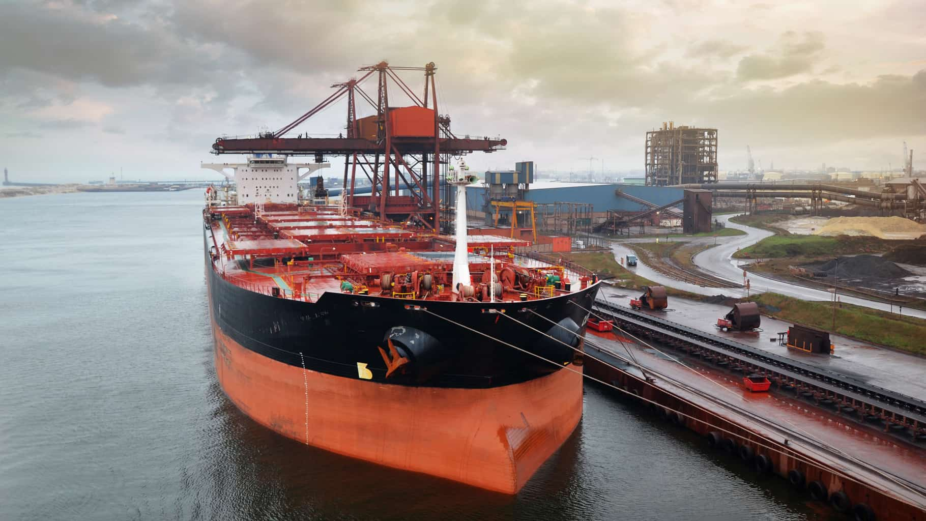 How to go 'straight to the freight' when betting on dry bulk ...
