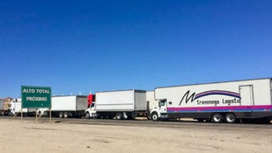 Photo of Lack of qualified truck drivers being felt across U.S.-Mexico border region