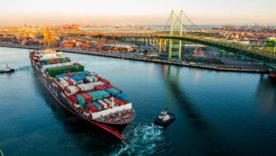 Photo of JLL report: East Coast port share of U.S. 20-foot box traffic neared 49 percent last year