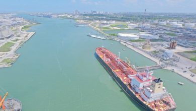 Photo of Texas' Port Corpus Christi poised to become top U.S. crude oil exporter along Gulf of Mexico