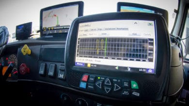 Providing truckers with privacy in the age of data sharing and ELDs (Photo: Jim Allen/FreightWaves)