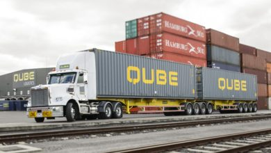 Photo of Australian logistics giant Qube makes bid for Chalmers